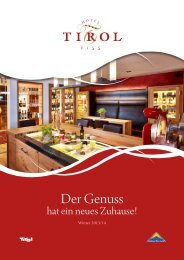Der Genuss - Download brochures from Austria