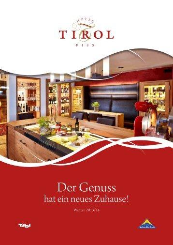 Der Genuss - Download brochures from Austria