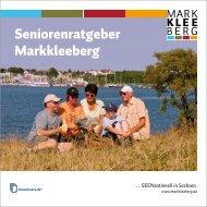 Seniorenratgeber Markkleeberg - Stadt Markkleeberg