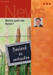 Newsletter Markstein AG 14/2013