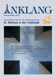 2013-02 - 2013-03 - St. Markus