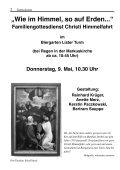 Himmelfahrt Pfingsten - Markuskirche - Seite 2