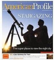 Stargazing ~ Five Super Places to View the Night Sky - Mary O. Parker