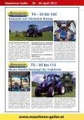Einladung zur großen Hausmesse - Maschinen Gailer - Seite 4