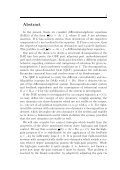 On Differential-Algebraic Control Systems Thomas Berger - Page 5