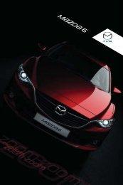Mazda6 Broschüre herunterladen - Mazda Austria GmbH