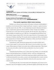 Print-friendly PDF version - Monterey Bay Aquarium Research Institute