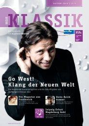 Go West! Klang der Neuen Welt - MDR
