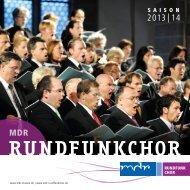 RUNDFUNKCHOR - MDR