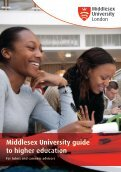 Contact us: - Middlesex University - Page 2