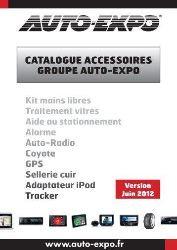 CATALOGUE ACCESSOIRES GROUPE AUTO-EXPO www.auto ...