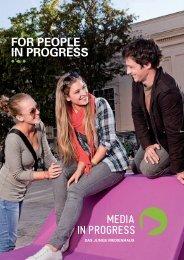 Media in Progress Produktfolder (PDF)