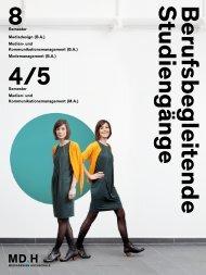 Medien - Mediadesign Hochschule für Design und Informatik GmbH