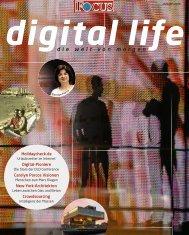 digital life die welt von morgen - FOCUS MediaLine