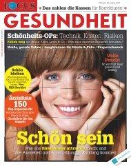 Schönheits-OPs: Technik, Kosten, Risiken - FOCUS MediaLine