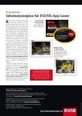 FOCUS Setzt themen - FOCUS MediaLine - Page 6