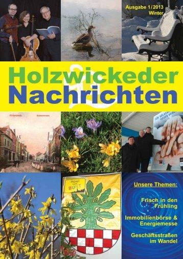 Holzwickeder Nachrichten - mediaoffensiv.de