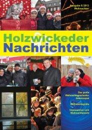Ausgabe 6 / 2013 Weihnachten - mediaoffensiv