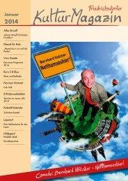 Ausgabe Januar 2014 als PDF herunterladen - MEDIAtur
