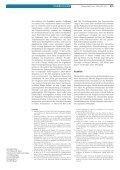 Hereditäre Hämochromatose: Fortschritte - Auswirkungen - Swiss ... - Seite 5