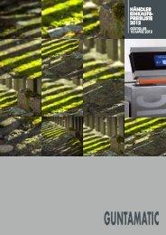 PREISLISTE 2012 - De Comfort Installateurs BV