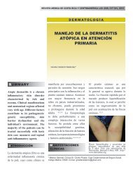 manejo de la dermatitis atópica en atención primaria - edigraphic.com