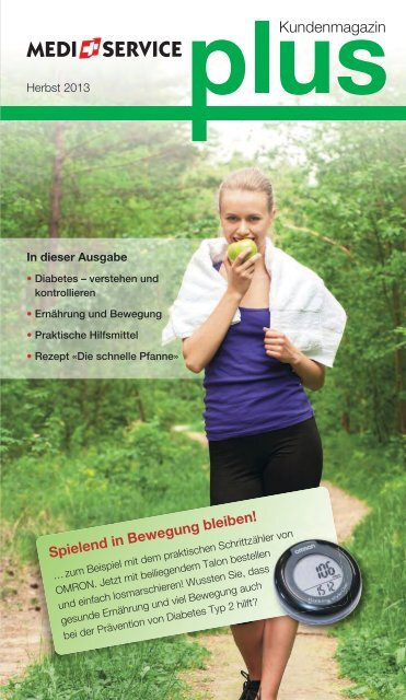 MediService plus Herbst 2013