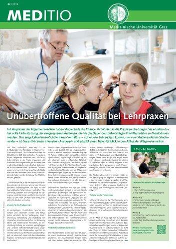 MEDitio - Medizinische Universität Graz