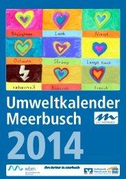 Umweltkalender 2014 komplett (PDF 3.3 MB) - Stadt Meerbusch