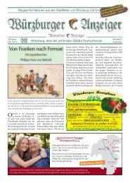 Von Franken nach Fernost - Meeviertel-Anzeiger