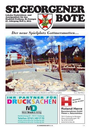May 2013.pdf - Meier Druck & Verlag