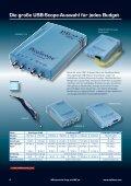 Pico USB-Scopes & Datenlogger - Meilhaus Electronic - Seite 2