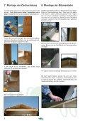 Montage-Anleitung für Ferien-Freizeithäuser - Mein-Gartenshop24.de - Seite 6