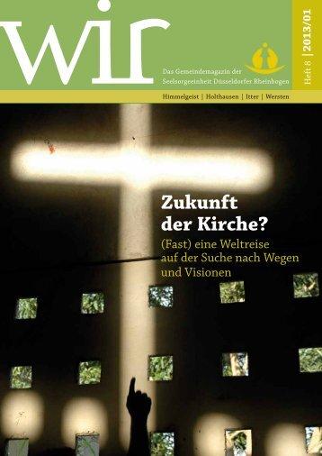 Zukunft der Kirche? - meinegemein.de
