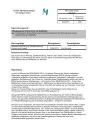 Beschlussvorlage 503/2013 - Meinerzhagen