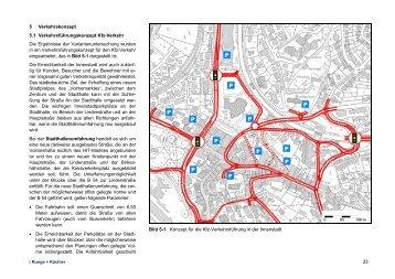 33 5 Verkehrskonzept 5.1 Verkehrsführungskonzept ... - Meinerzhagen