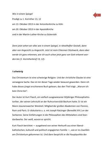 Download PDF - Melanchthon-Akademie