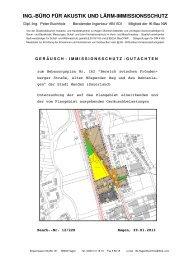 ing.-büro für akustik und lärm-immissionsschutz - Menden