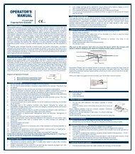 Bedienungsanleitung (PDF Document size: 384 KB) - Ferdinand ...