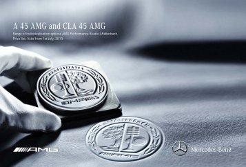 A-Class - Mercedes-AMG