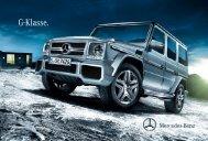 Broschüre der G-Klasse herunterladen (PDF) - Mercedes-Benz