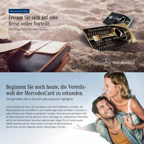 Produktbroschüre - Mercedes-Benz Bank
