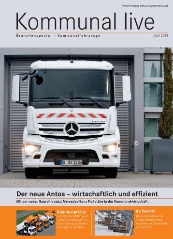 Download Broschüre (PDF, 5.284 KB) - Mercedes-Benz Deutschland