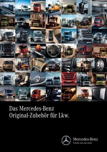 Broschüre Original-Zubehör - Mercedes-Benz Deutschland