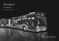 Der Citaro G - Mercedes-Benz España