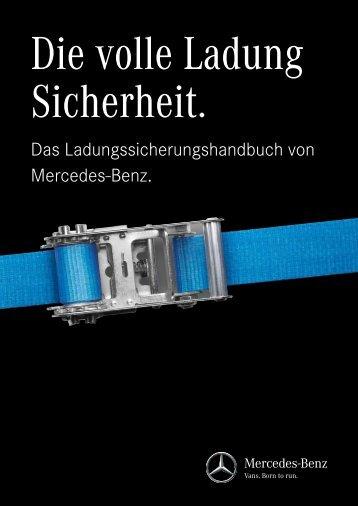 Ladungssicherungshandbuch - Mercedes-Benz Deutschland