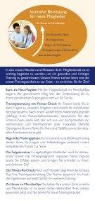 TRAININGSBETREUUNG - MeridianSpa - Seite 4
