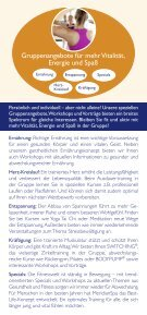 TRAININGSBETREUUNG - MeridianSpa - Seite 6