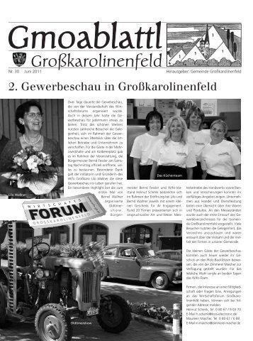 Großkarolinenfeld - merkMal Verlag