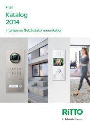 Katalog 2014 - Merten